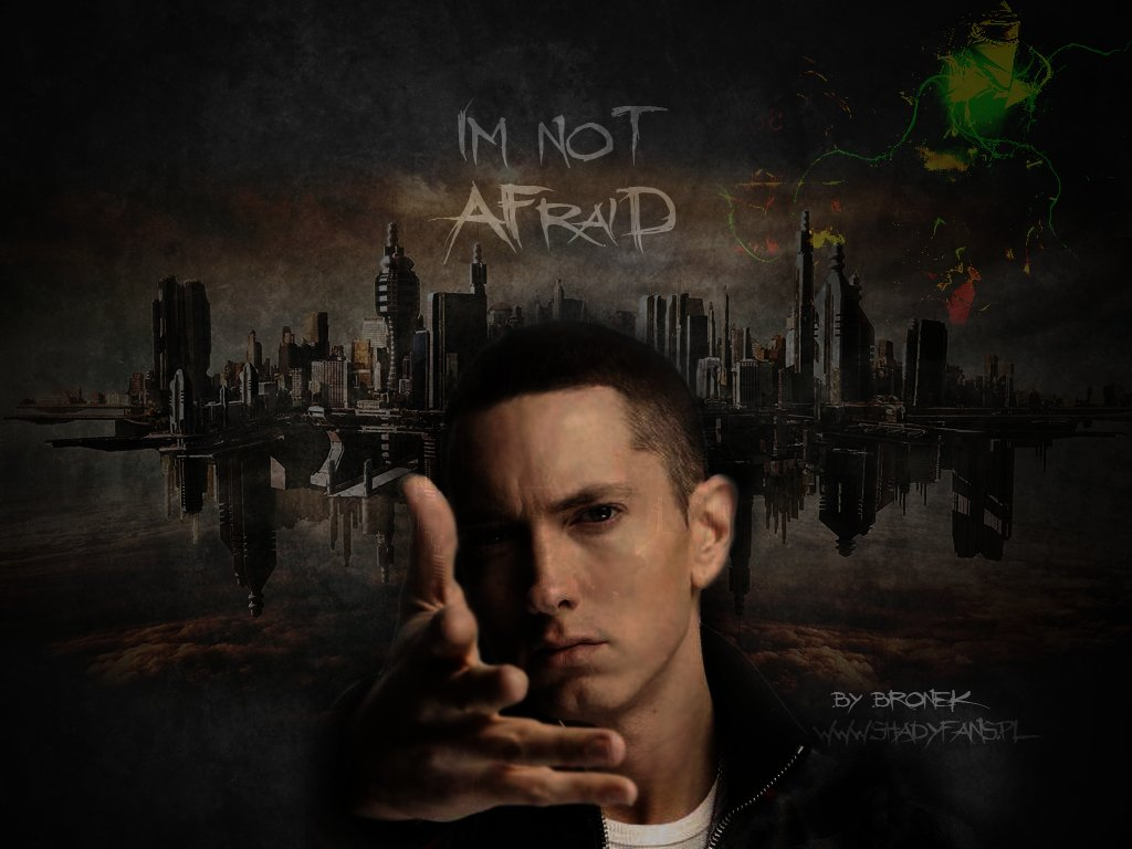 not afraid song - HD 1024×768